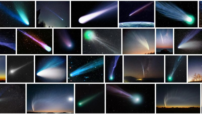 Meaning of Comet in English