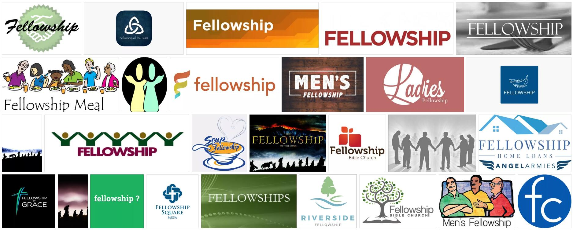 Meaning of Fellowship in English