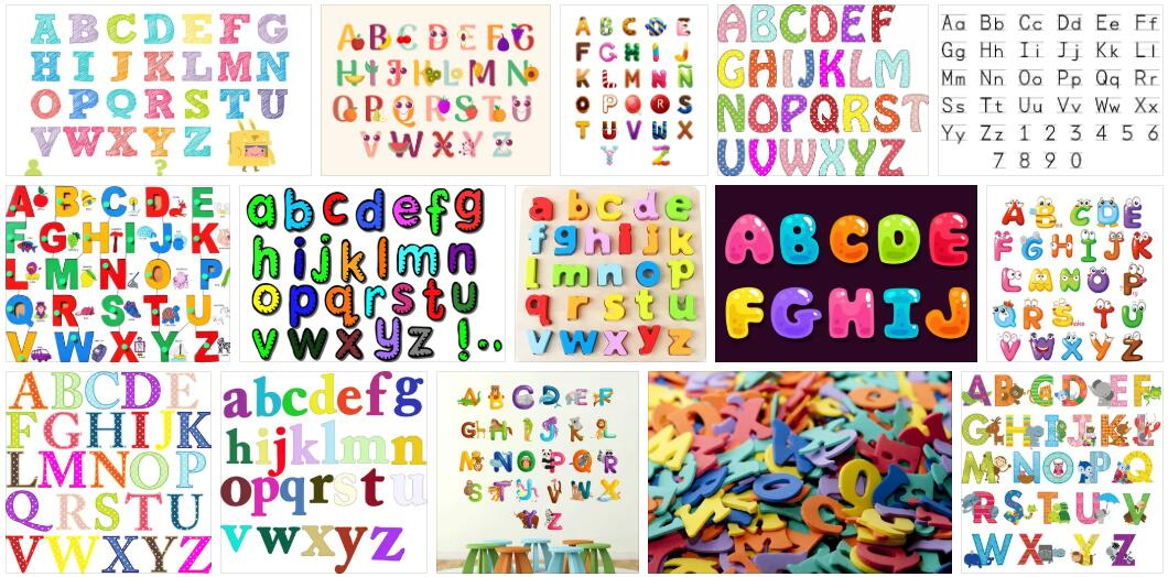 Meaning of Alphabet in English