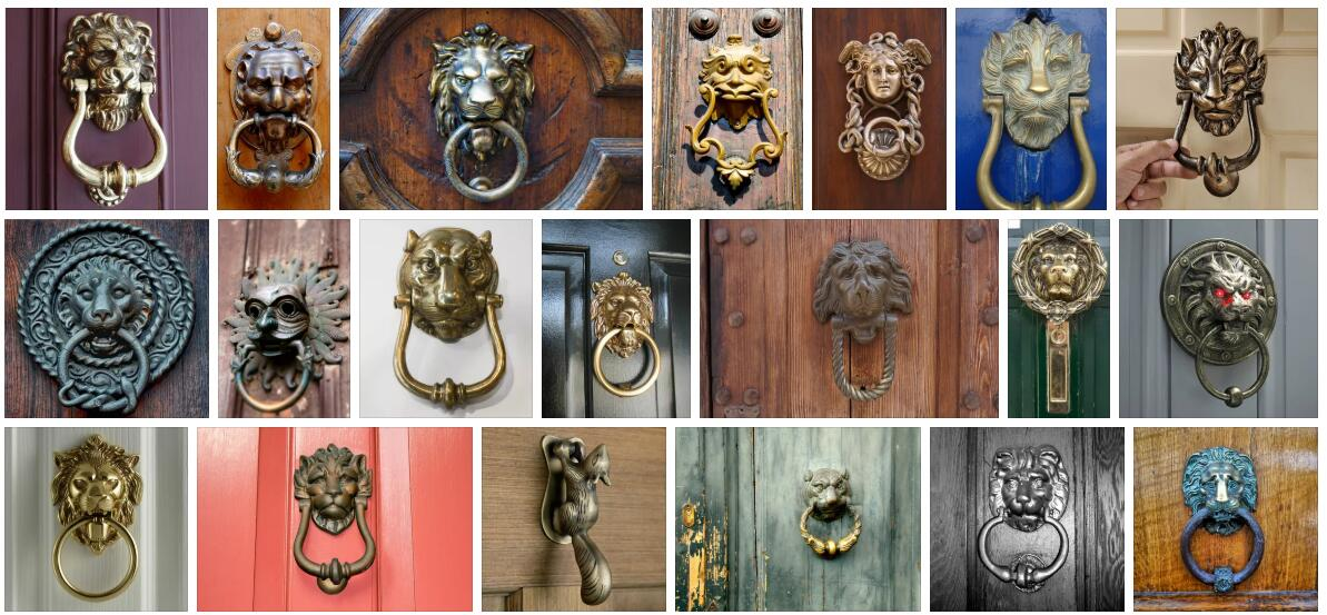 Meaning of Knocker in English