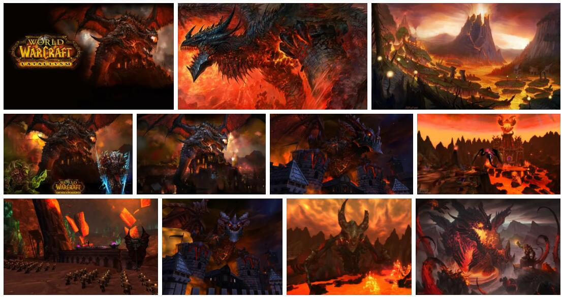 Meaning of Cataclysm in English