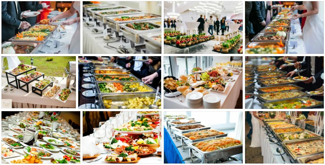 Meaning of Catering in English