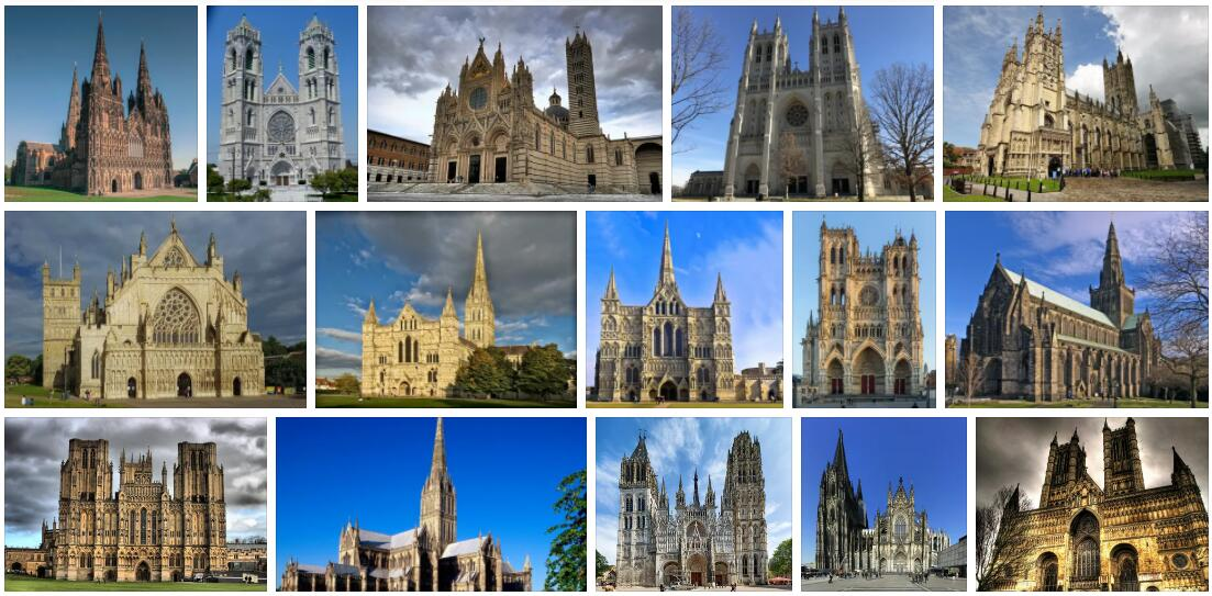 Meaning of Cathedral in English