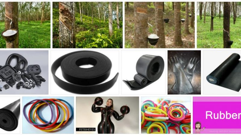 Meaning of Rubber in English