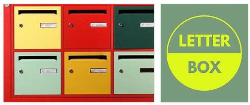 Meaning of Letterbox Company in English